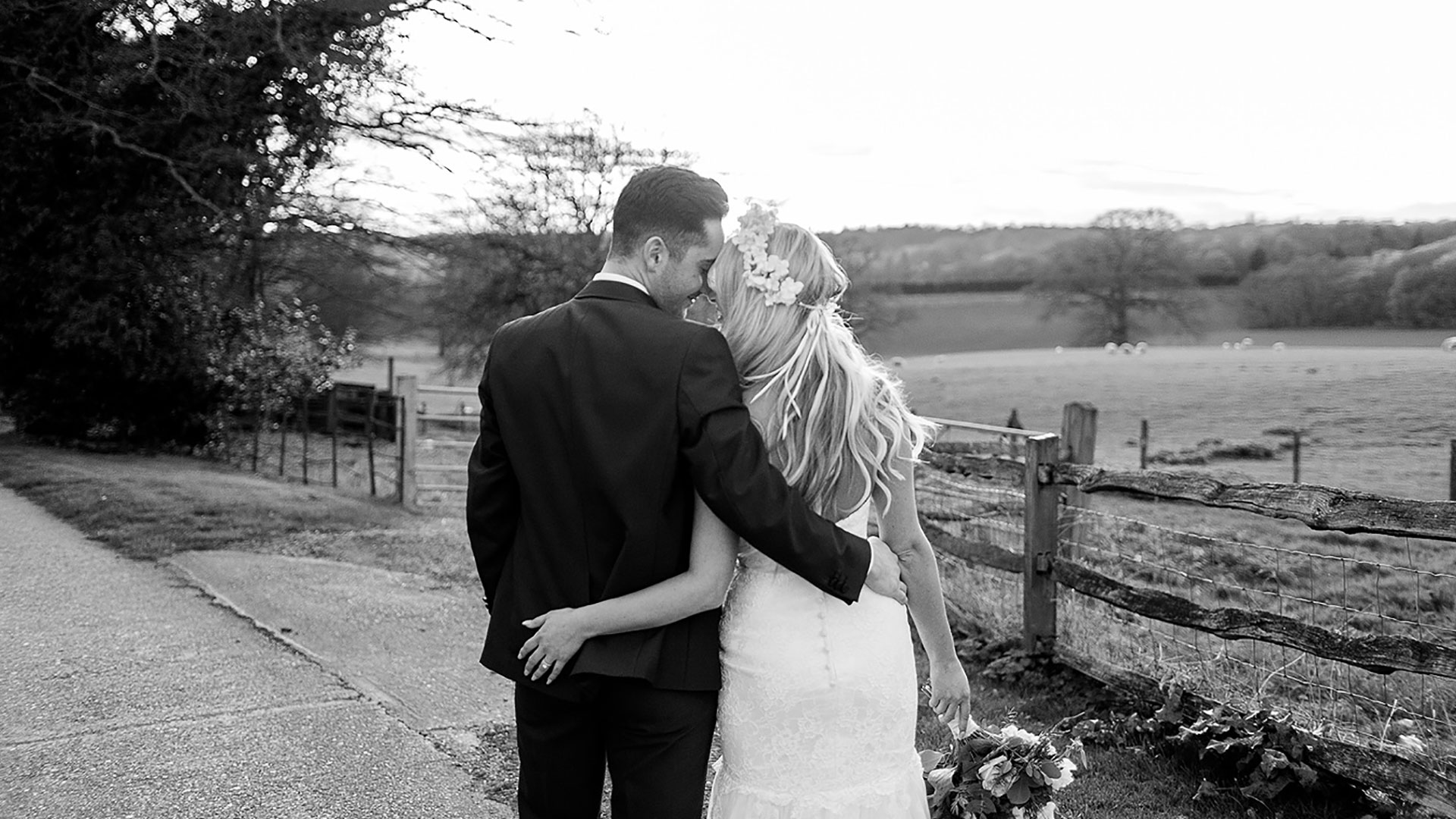 Share special moments at this exclusive use wedding venue in Essex - countryside wedding
