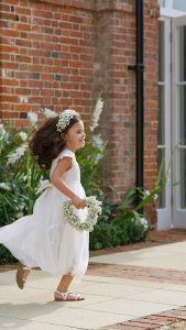 The Coach House is the perfect place to stay after celebrating your dream wedding