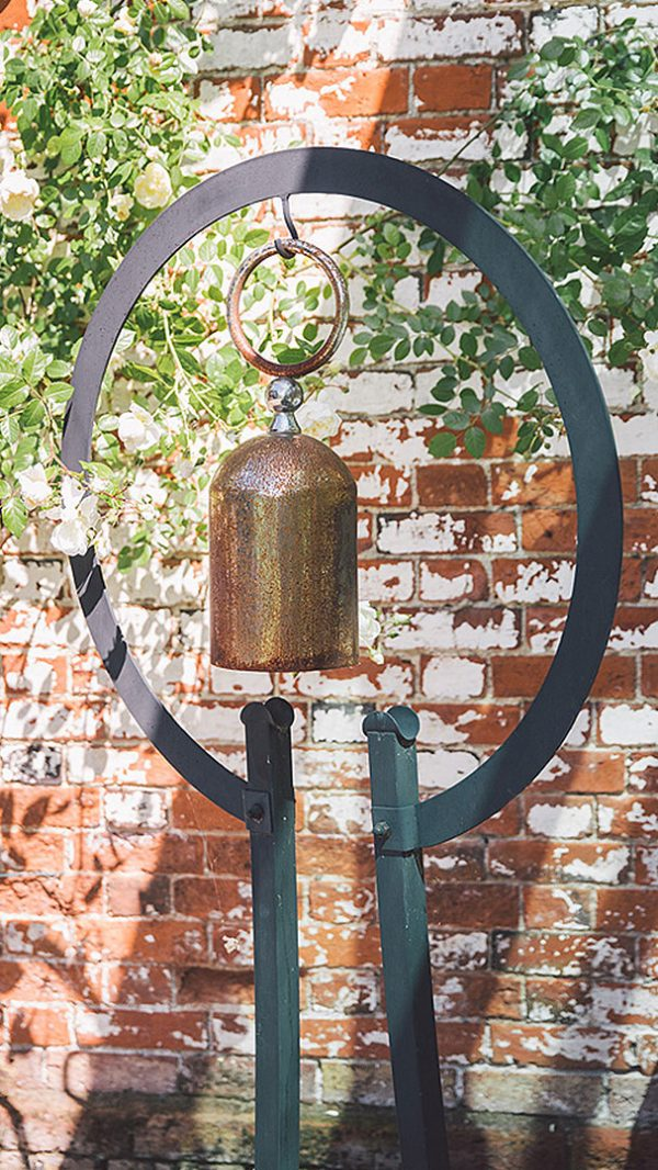 The Walled Garden is a wonderful space to enjoy and relax during your barn wedding - summer wedding