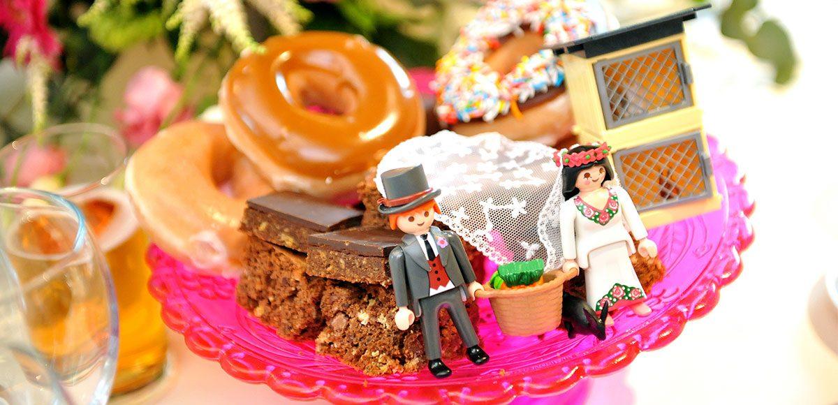 Homemade treats for wedding guests – venue hire Essex
