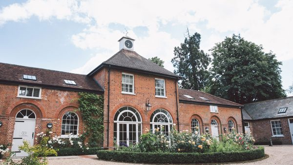 The Coach House offers accommodation for close family and friends - wedding accommodation Essex