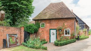 The beautiful Apple Loft Cottage is unique with stylish and contemporary furnishings - Essex wedding venue
