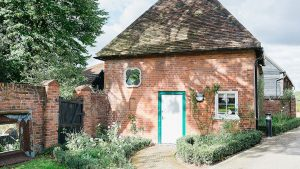 Gaynes Park wedding venue in Essex offers a charming and romantic wedding cottage for the happy couple to stay in