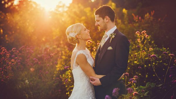 Gaynes Park is perfect for a summer wedding with its beautiful gardens and grounds to walk around
