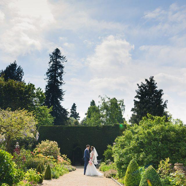 Spring wedding ideas at Gaynes Park barn wedding venue in Essex