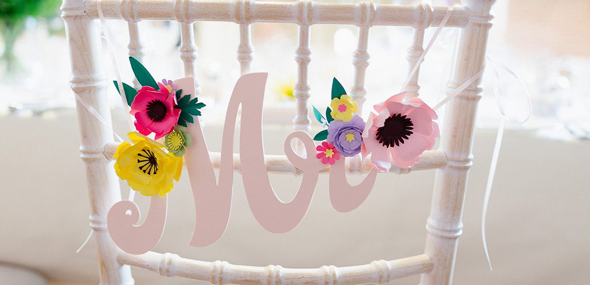 Mr wedding sign wedding ideas Gaynes Park