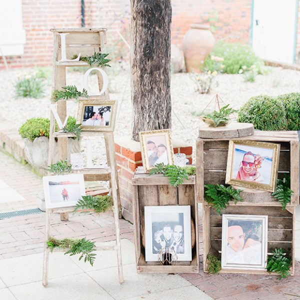 Set The Style Vintage Wedding Ideas Gaynes Park