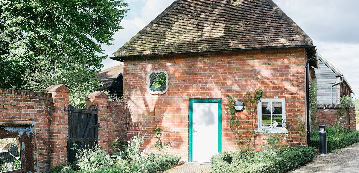 On the morning of your wedding day the bridal party can get ready in the Apple Loft Cottage at Gaynes Park wedding venue in Essex