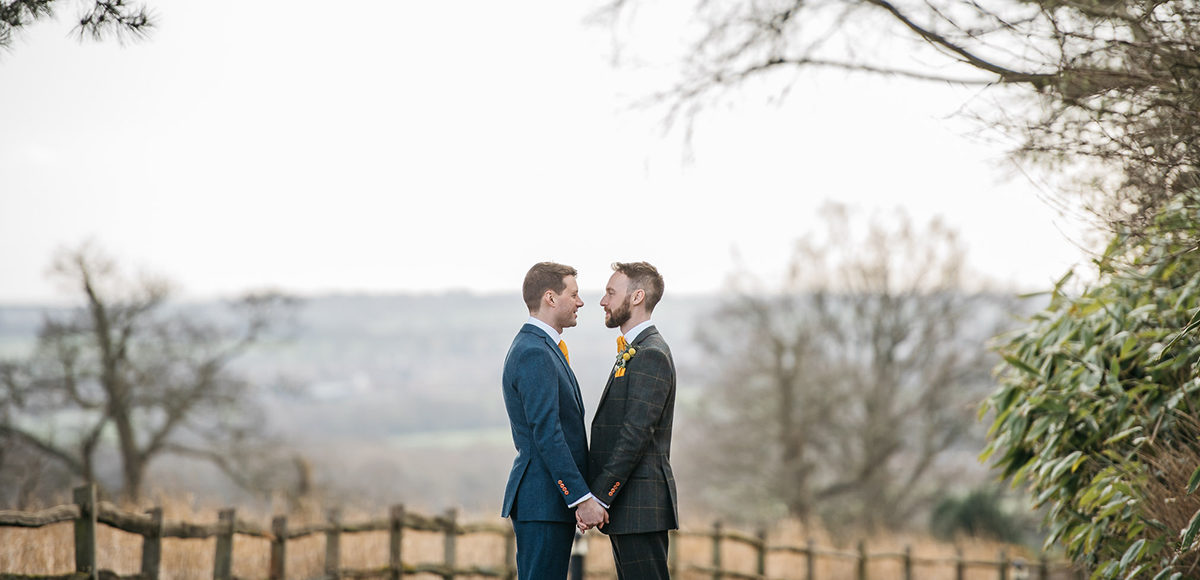 A Relaxed & Rustic Spring Wedding | Gaynes Park