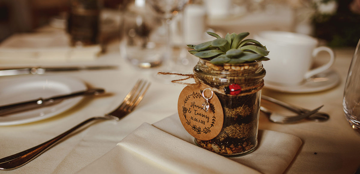 Our Favourite Wedding Trends For 2020 at Gaynes Park